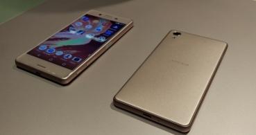 Sony Xperia X ya a la venta en España