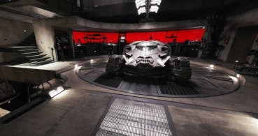 Visita la Batcueva de Batman en Google Street View