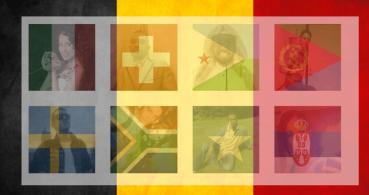 Cómo poner la bandera de Bélgica en Facebook