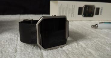Review: Fitbit Blaze, un paso hacia los wearables