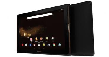 Acer Iconia Tab 10, una tablet de 10 pulgadas pensada para el multimedia