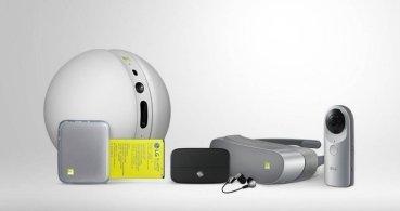 LG G5: Módulos y accesorios