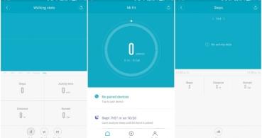 Descarga Mi Fit 2.0 para Android