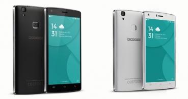 Doogee X5max, un smartphone con lector de huellas de coste ultra bajo