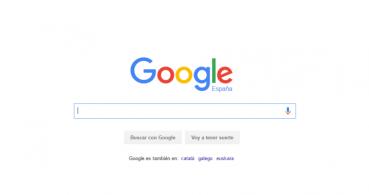 Los enlaces de Google podrían cambiar a color negro