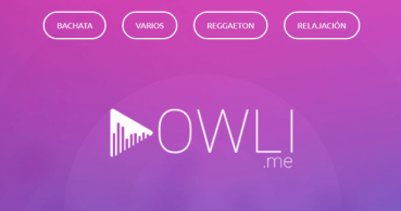 Owli, escucha música gratis sin limitaciones