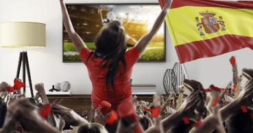 Ofertas en eBay para disfrutar de la Eurocopa en tu hogar