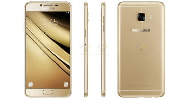 Samsung Galaxy C5, filtrado en detalle