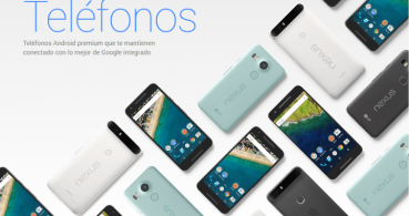 Oferta: Nexus 6P de 64 GB por tan solo 382,50 euros en Black Friday