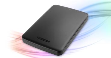 Oferta: Toshiba Canvio Basics de 2 TB por solo 77 euros