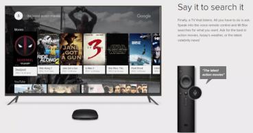 Xiaomi Mi Box, el nuevo centro multimedia con Android TV