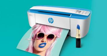 HP DeskJet 3700, una impresora multifunción compacta
