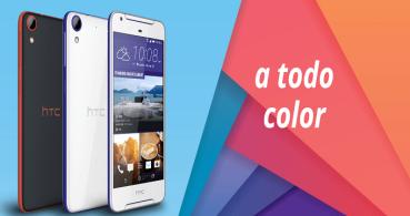 Llega al mercado el HTC Desire 628, un teléfono de gama media