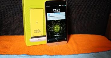 Review: LG G5, el primer smartphone modular con interesantes características