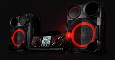 La Bestia, la gama de sonido de LG para tus fiestas