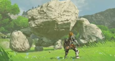 The Legend of Zelda: Breath of the Wild, primer tráiler con jugabilidad