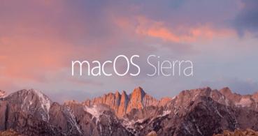 macOS Sierra ya es oficial: conoce todos los detalles