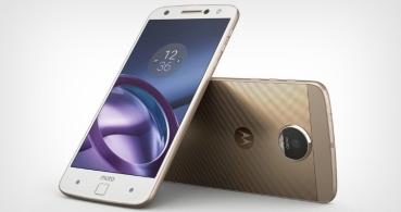 Moto Z y Moto Z Force, los nuevos smartphones premium de Lenovo
