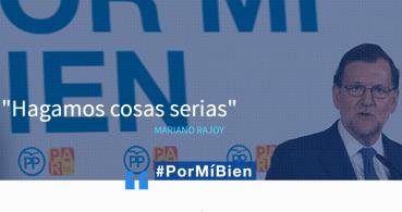El Mundo Today cierra una página que parodia a Rajoy por petición del PP
