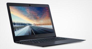 Acer TravelMate X349, un ultraportátil de aluminio con 10 horas de bateria