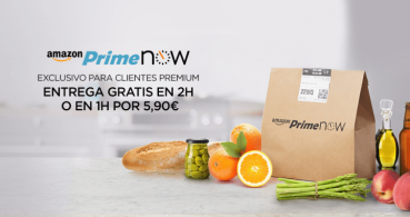 Amazon se convierte en un supermercado: ya envía productos frescos en Madrid