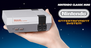 Nintendo vuelve a lanzar la NES en un pack con 30 juegos