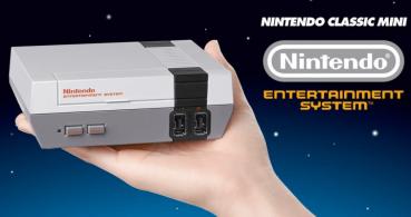 NES Mini ya está a la venta en España