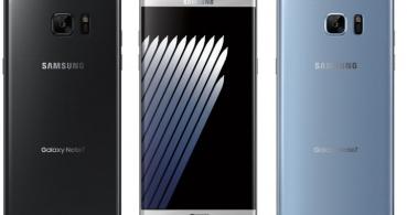 5 aspectos que no sabías del Samsung Galaxy Note 7