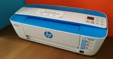 Review: HP Deskjet 3720, una verdadera impresora ultracompacta