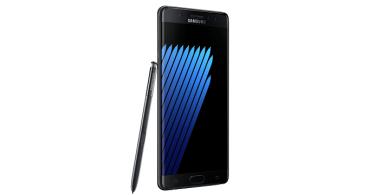 Samsung retira el Galaxy Note 7 tras fallos en la batería