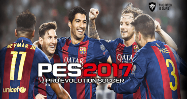 Descarga ya la demo de PES 2017