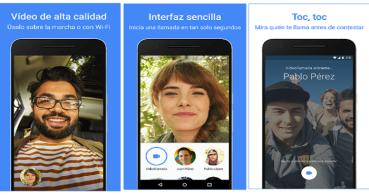 Google Duo, la nueva app de videollamadas ya está disponible para descargar