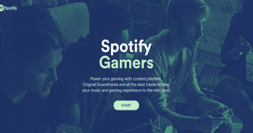 Spotify Gaming, una sección para la música de videojuegos