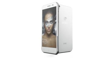 Alcatel SHINE LITE, un teléfono con flash frontal y diseño metálico