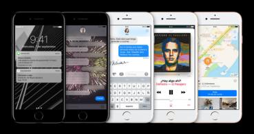 iOS 10.2.1 llega con correcciones y mejoras de rendimiento