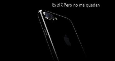 Apple está dando tarjetas de regalos por la falta de stock del iPhone 7