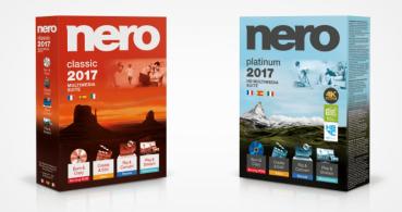 Llega Nero 2017 con un mayor enfoque multimedia