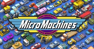 Descarga el legendario Micro Machines para Android