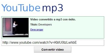 La web YouTube-mp3 ha sido denunciada