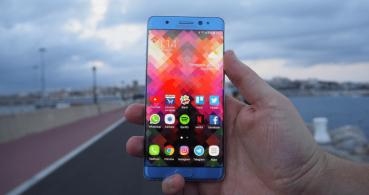 Samsung paraliza la producción del Samsung Galaxy Note 7 tras nuevos incendios