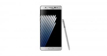 Samsung Galaxy Note 7 en plata, en exclusiva con Vodafone