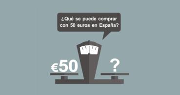 ¿Qué se puede comprar con 50 euros en España? ¿Un smartphone low cost?