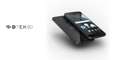 BlackBerry DTEK60, el nuevo smartphone Android de BlackBerry