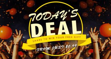 Grandes descuentos tecnológicos en GearBest con la promoción Today's Deal