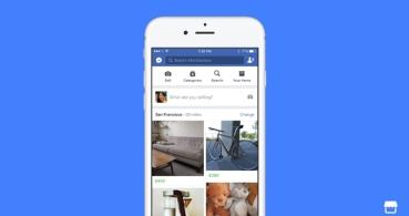 """Facebook Marketplace, el """"Wallapop"""" propio de la red social"""