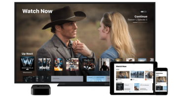 TV, la app de Apple para ver televisión en iPhone, iPad y Apple TV