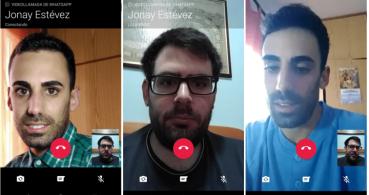 Las videollamadas de WhatsApp llegan a los usuarios de iPhone