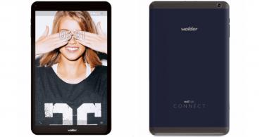 Wolder miTab Connect 4G, su primera tablet con conectividad 4G LTE
