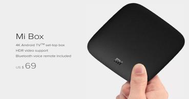 Xiaomi Mi Box, el Android TV 4K por 69 dólares