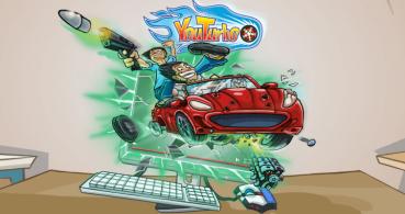 YouTurbo, el juego de conducción con youtubers como El Rubius o Willyrex